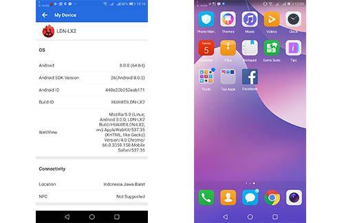 Huawei Nova2 Lite : Layar lebar bidik kaum milenial