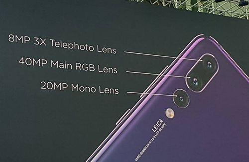 Heboh, live streaming launching Huawei P20