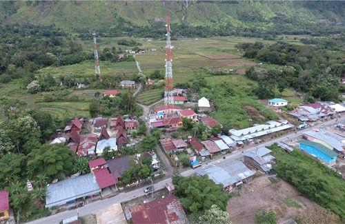 Ini kondisi layanan broadband di Toba dan Samosir (Bag 2)