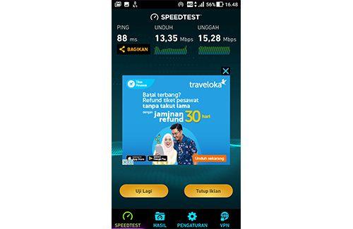 Sinyal kuat Telkomsel di Atambua