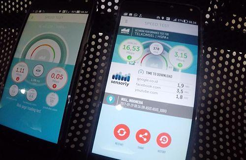 Telkomsel dan XL bersaing di Bandara Eltari Kupang