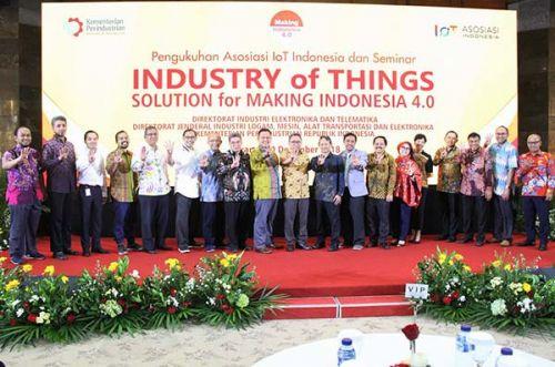 Kemenperin kukuhkan Asosiasi IoT Indonesia