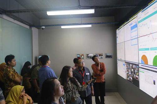 Telkom siap dukung Command Center BPS DKI Jakarta