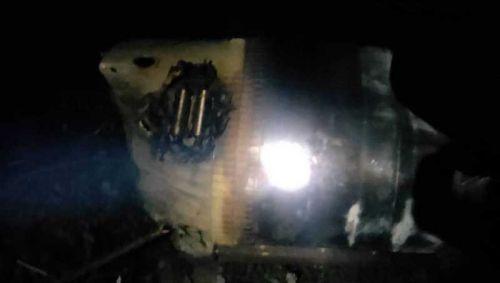 Satelit Nusantara Dua dikabarkan gagal mengangkasa