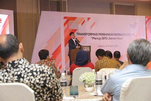 Telkom Group siap bawa BPD bersaing di era digital