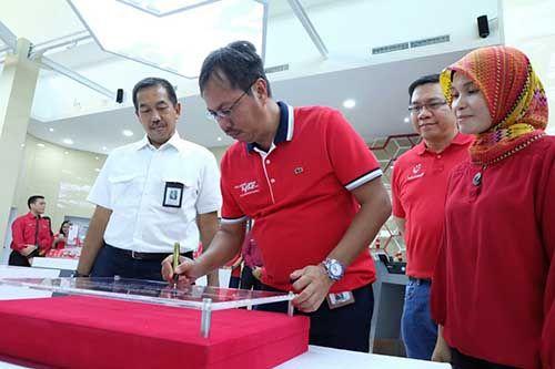 GraPARI Telkomsel bikin Terminal 3 Bandara Soekarno Hatta makin digital