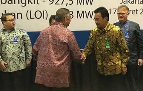 Telkom Infra berkontribusi di Proyek 35 ribu MW