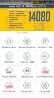 JM Care, aplikasi untuk kenyamanan di jalan tol