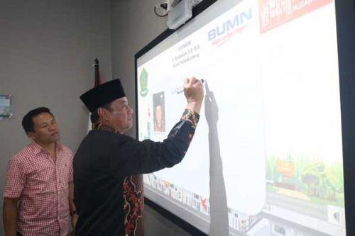 Tingkatkan layanan publik, Pemkab Lebong lirik Smart City Nusantara