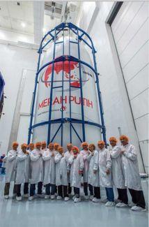 Ini harapan Menteri Rini untuk Satelit Merah Putih