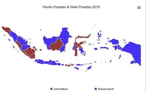 Usai debat Pilpres II, popularitas Prabowo melesat di dunia maya