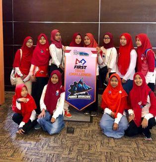 12 remaja putri siap harumkan nama Indonesia di lomba robotik internasional