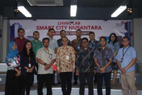 Smart city butuh kolaborasi dari ekosistem