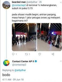 Duh, Akun resmi Twitter AP 2 sempat diretas