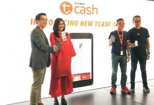 TCASH tingkatkan kualitas pelanggan dengan segarkan aplikasi