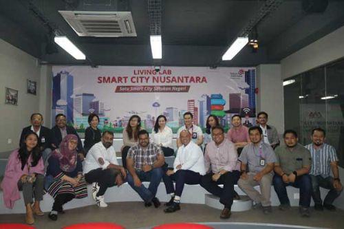 Platform Smart City Nusantara pikat operator dari Brunei