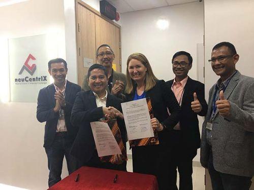 Telkom perkuat bisnis data center di Asia dengan neuCentrIX HK-1