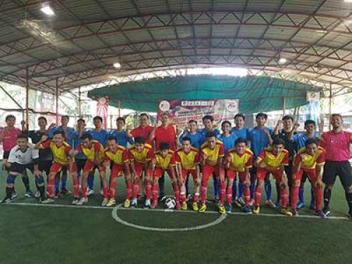Turnamen Futsal Piala Menkominfo lahirkan juara baru