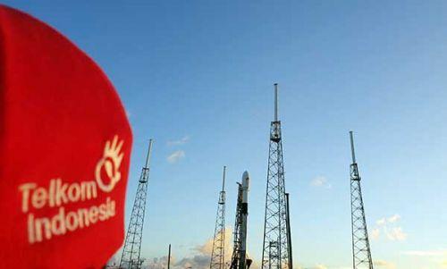 Cuaca cerah sambut peluncuran satelit Merah Putih