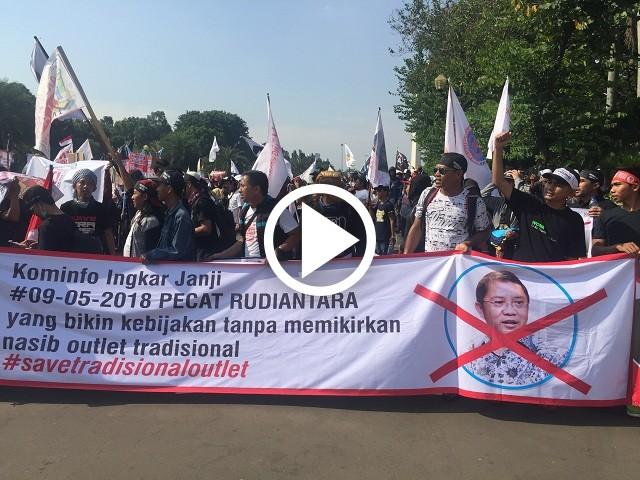 Tiga Tuntutan KNCI Kepada Presiden Jokowi