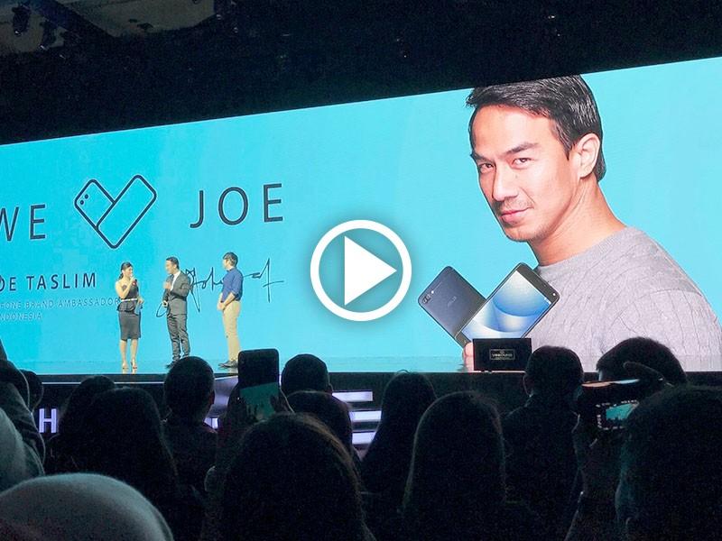 Megah, prosesi launching Asus ZenFone 4 Selfie