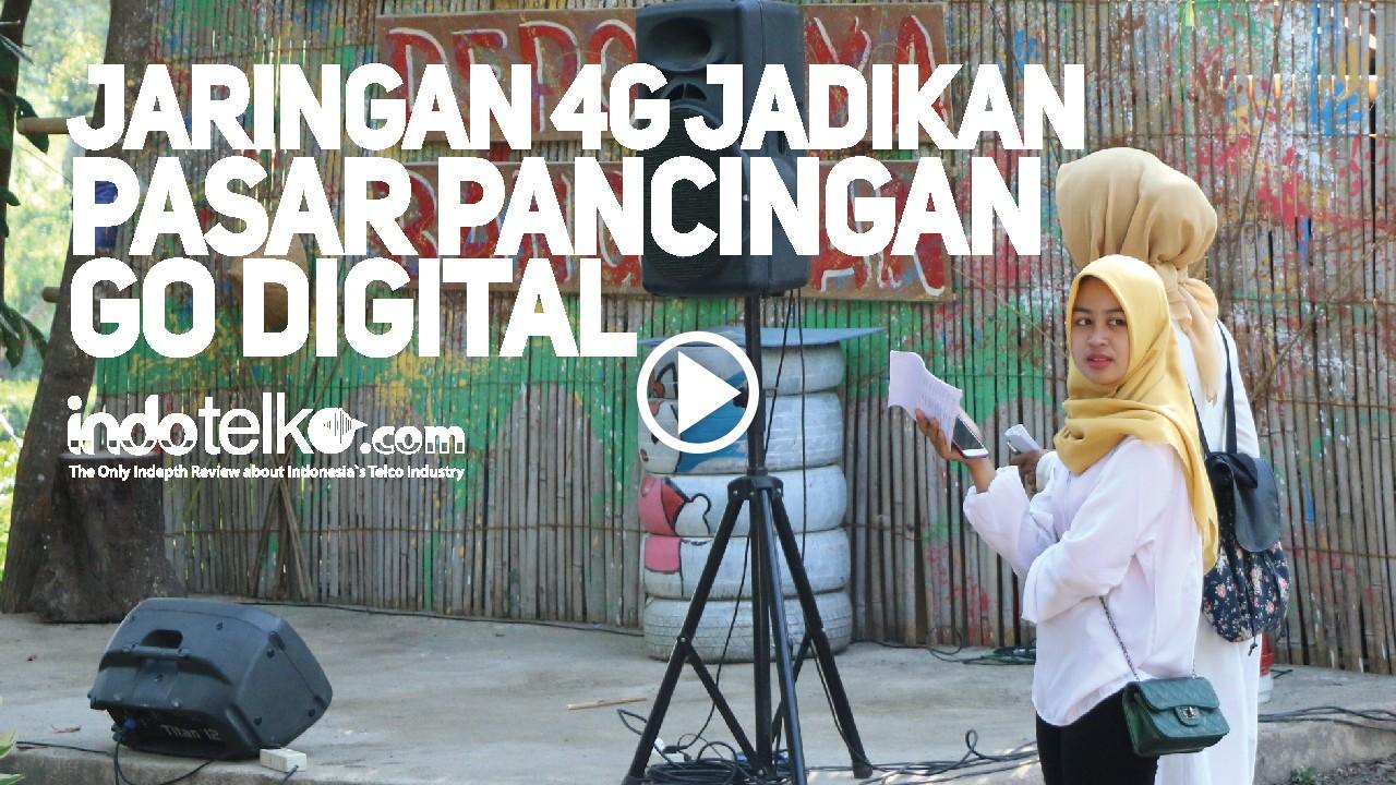 Pasar Pancingan : Jepret, upload, dan viralkan