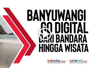 Menikmati digitalisasi ala kota Banyuwangi