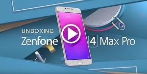 Ada Apa Saja dalam Dus Asus Zenfone 4 Max Pro