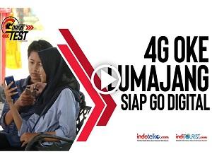 Dukungan 4G yang oke, Lumajang menuju digitalisasi