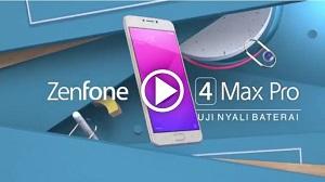 Fakta Asus Zenfone 4 Max Pro Kuat Sampai 21 Jam Lebih Putar Youtube